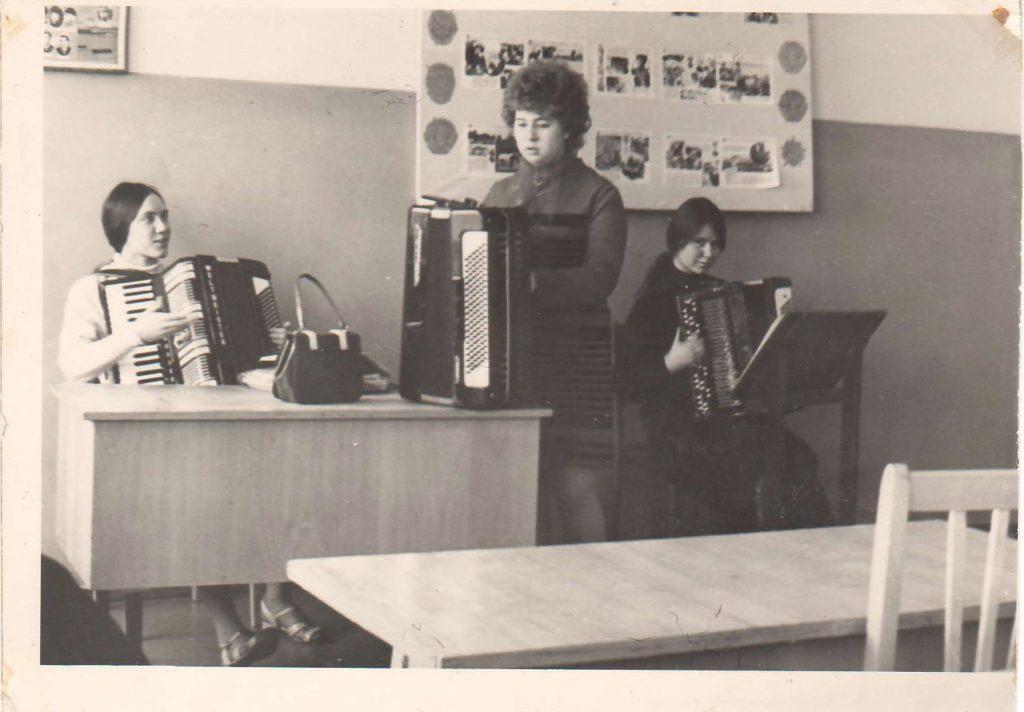 Выполнение домашнего задания 1973 г.