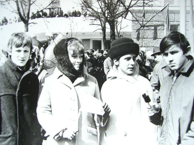 первомай 1970 г.